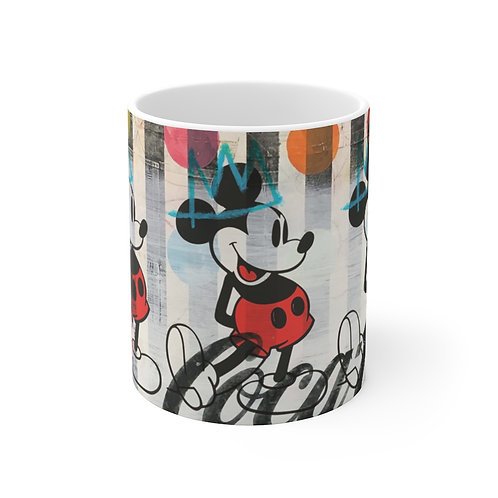 Summer Vacation!-White Ceramic Mug