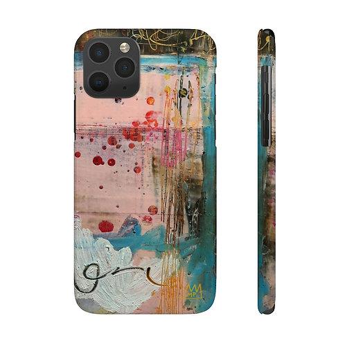 Summer Breeze-Case Mate Slim Phone Cases