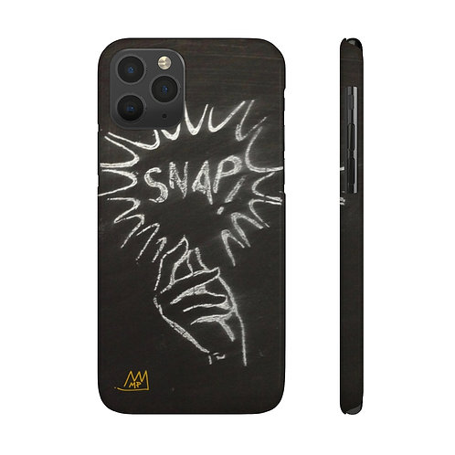 SNAP!-Case Mate Slim Phone Cases