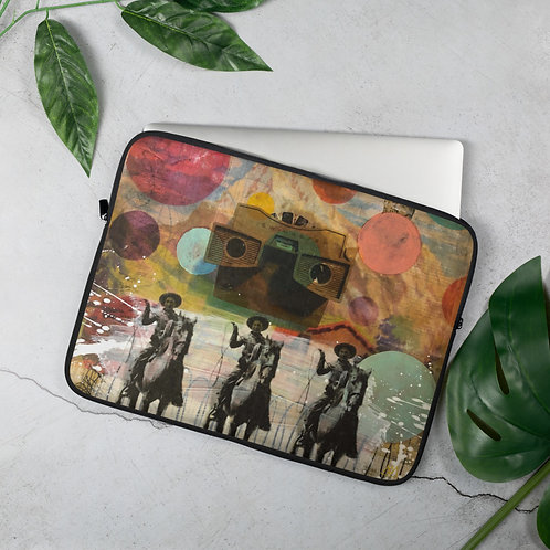View-Master Afternoon!-Laptop Sleeve