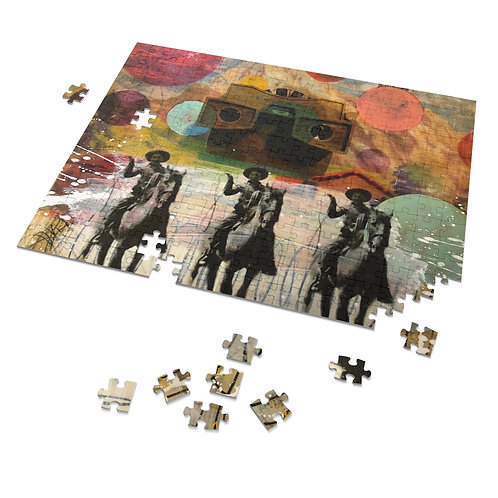 View-Master Afternoon!-252 Piece Puzzle