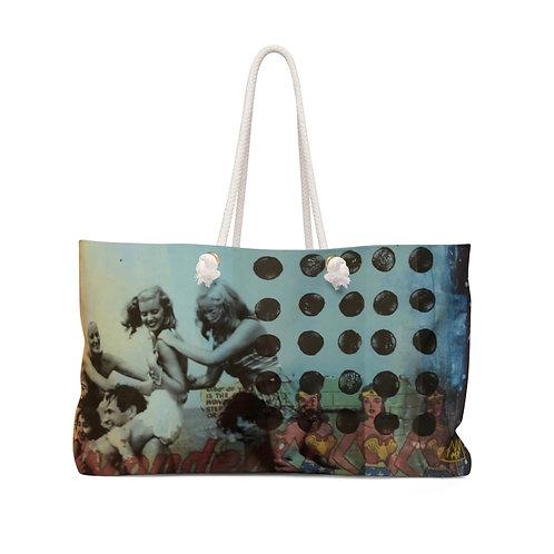 Winner takes all!-Weekender Bag