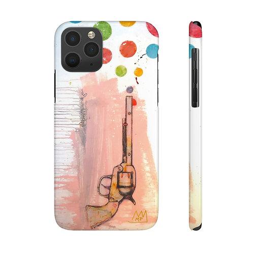 Bubble Gun!-Case Mate Slim Phone Cases