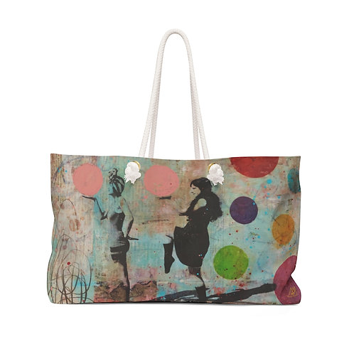 Beach Girls! Beach/Weekender Bag
