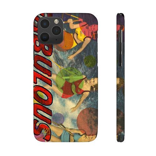 Fabulous!-Case Mate Slim Phone Cases