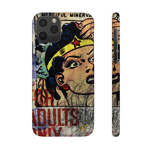 I'll have what she's having!-Case Mate Slim Phone Cases