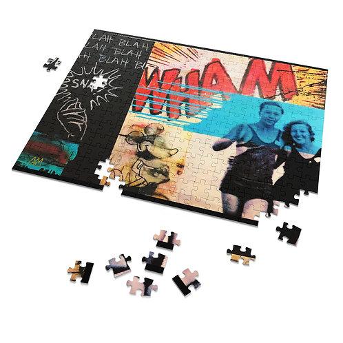 WHAM!-252 Piece Puzzle