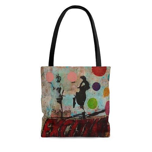 Beach Girls! Tote Bag