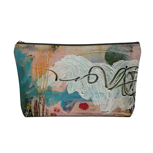 Summer Breeze-Accessory Pouch w T-bottom