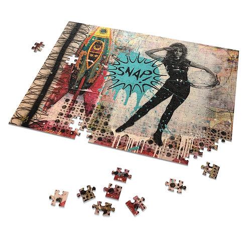 SNAP!-252 Piece Puzzle