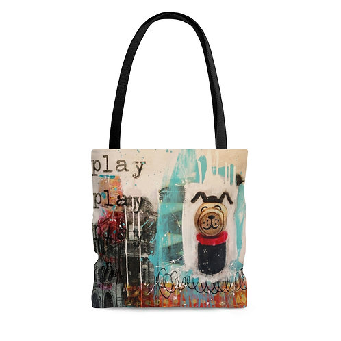 PLAY!-Tote Bag
