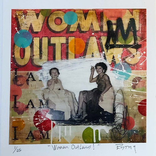 Woman Outlaws!