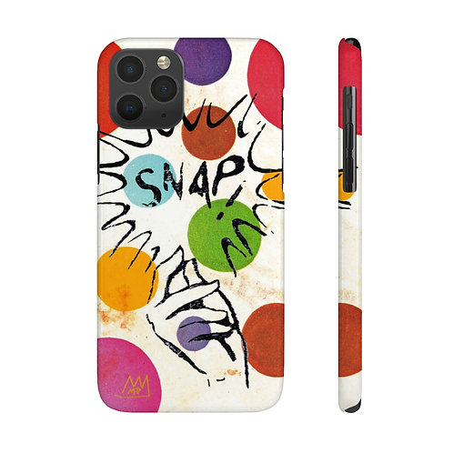 Oh SNAP!-Case Mate Slim Phone Cases