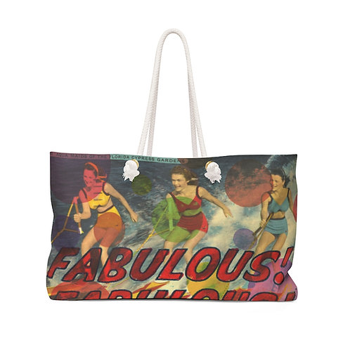 Fabulous! Beach/Weekender Bag