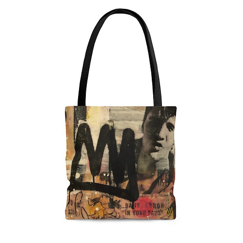 The King!-Tote Bag