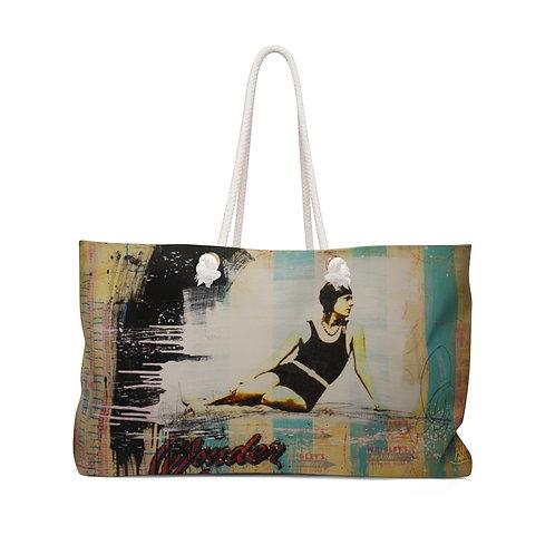 The swimmer!-Weekender Bag