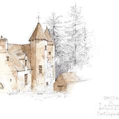 Château de Lacypierre - Dordogne