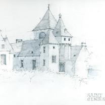 Château Saint Geniès - Dordogne
