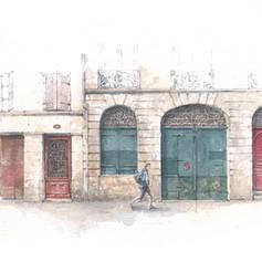 Rue de la Rousselle