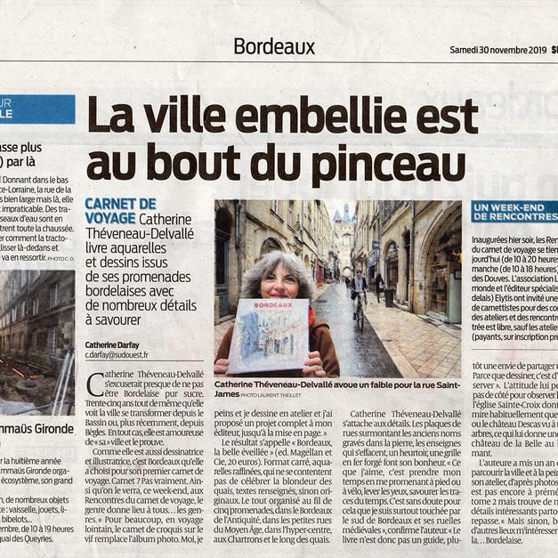 Sud-Ouest Bordeaux