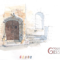 Manoir de Gisson - Sarlat