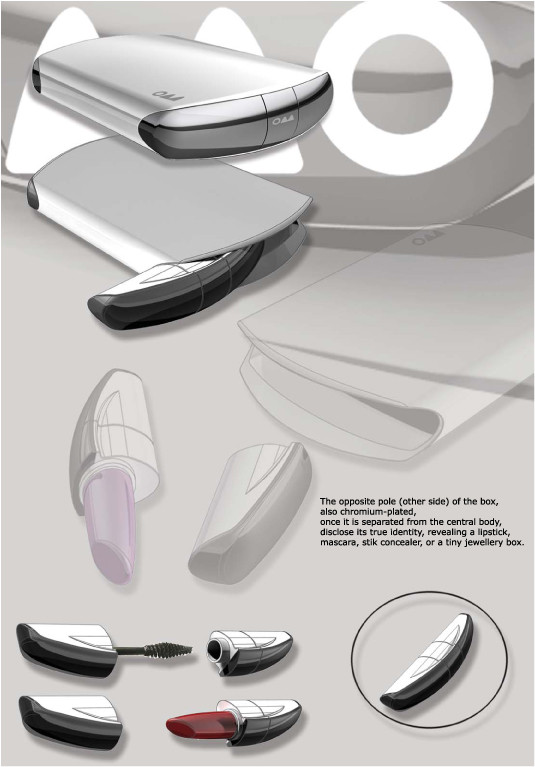 MONACO LUX PACK DESIGN AWARD 2004