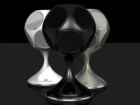 JVC - Spherical Speakers System competition workshop