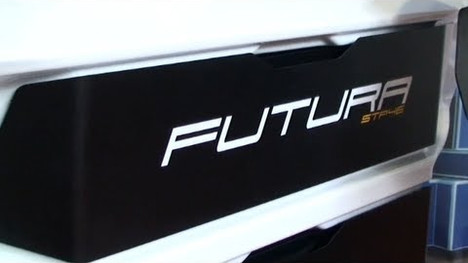 "PRESETTING UTENSILI ""FUTURA"""