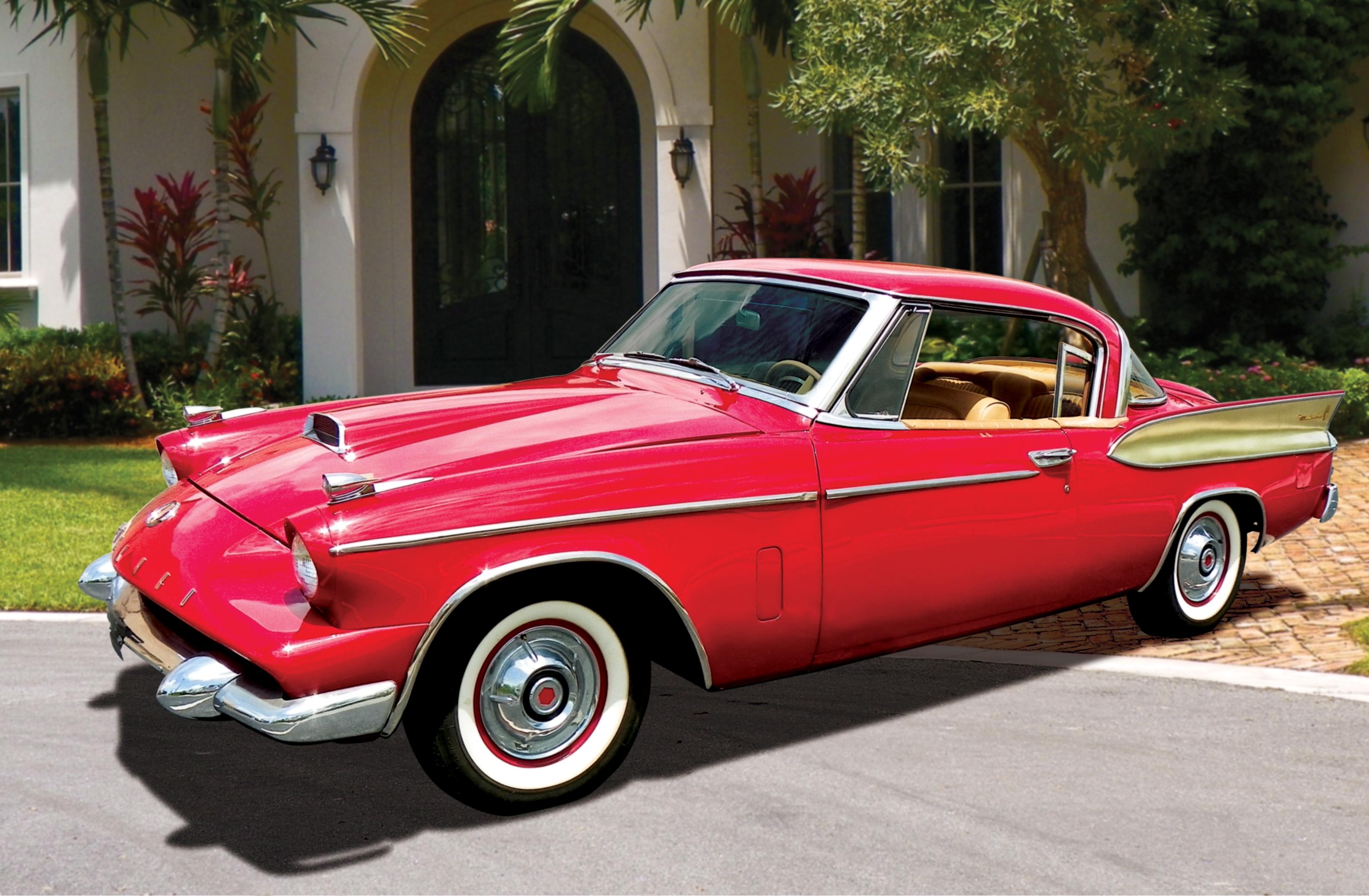 """1958 Model """"Hawk"""""""