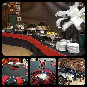 Antique Car Museum CA Catering Fort Lauderdle, FL