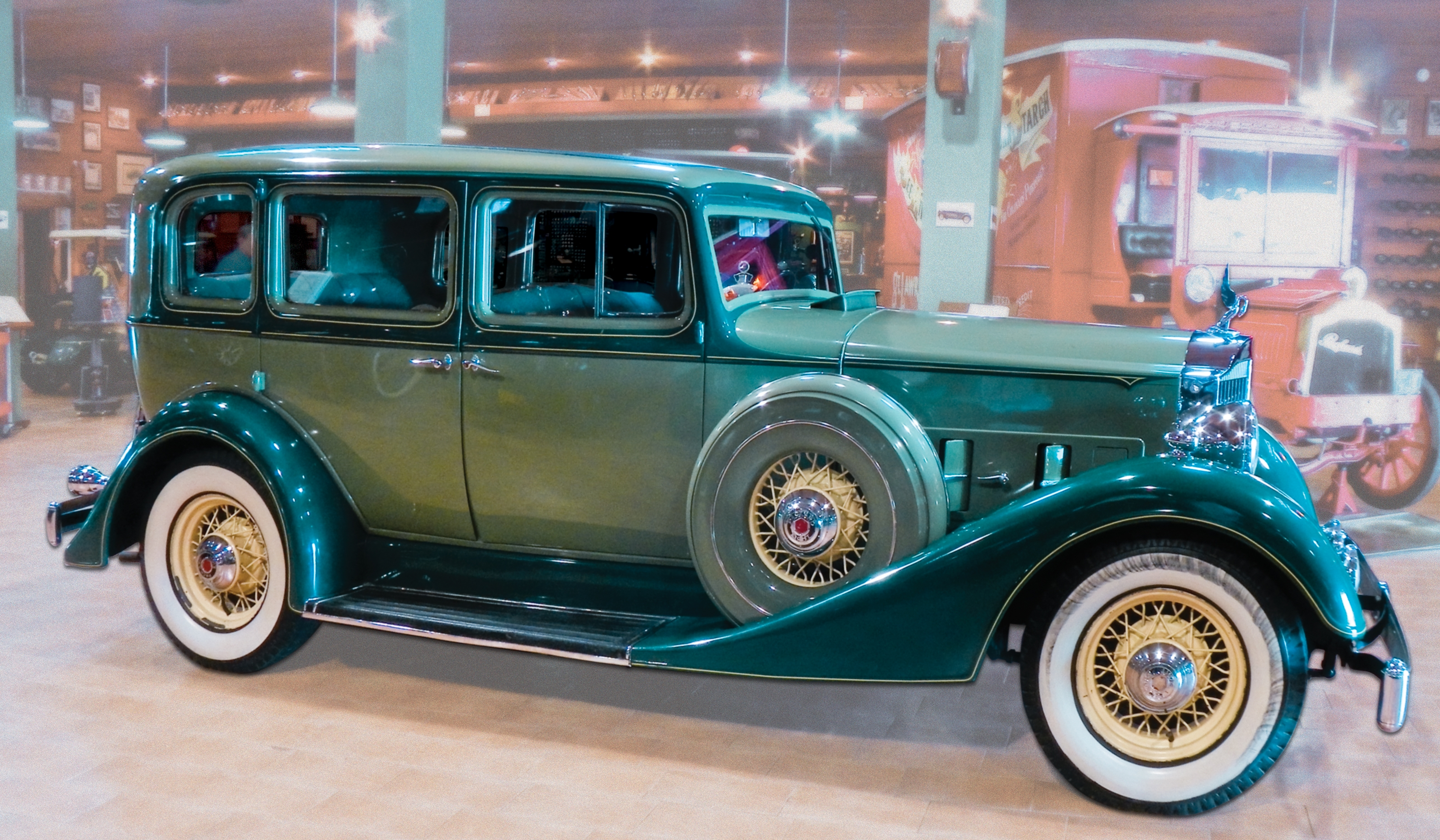 1934 Model 1100