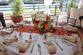 Beutiful Tablescape CA Catering