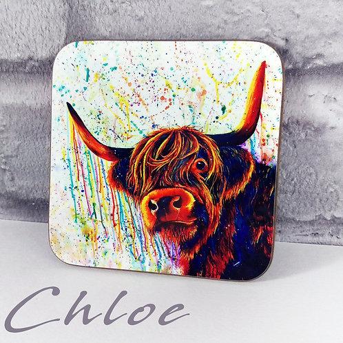 Chloe Coaster