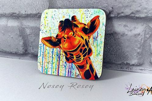 Nosey Rosey Coaster