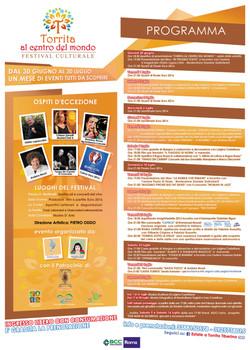 Presentazione Libri al Festival