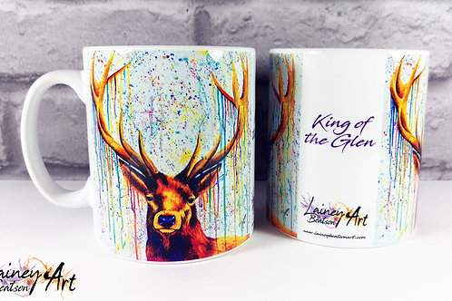 King of the Glen Mug