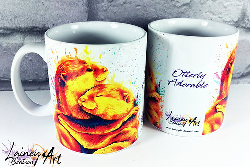 Otterly Adorable Mug