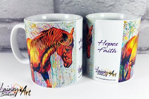 Hopes Faith Mug
