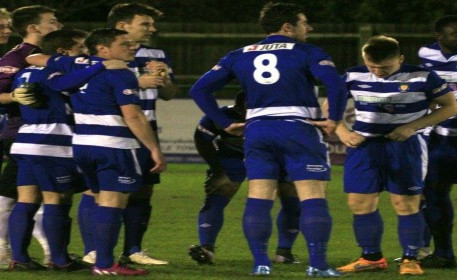 MATCH REPORT: NEW BRADWELL ST PETER 0-0 DUNSTABLE TOWN