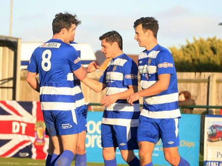 MATCH REPORT: LEIGHTON TOWN 2-2 DUNSTABLE TOWN