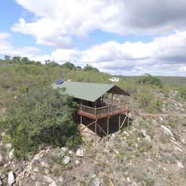 Leopard Valley Luxury Tent