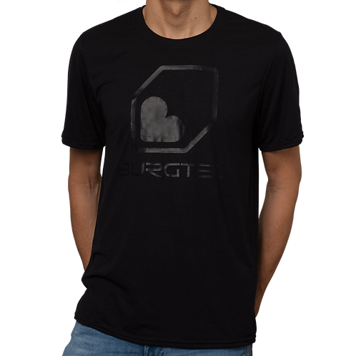 Black on Black TECH T-Shirt