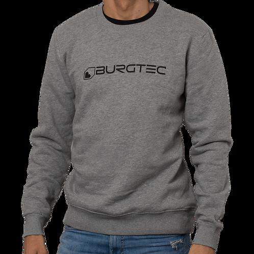 Grey Burgtec Sweater