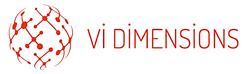 Vi Dimensions logo