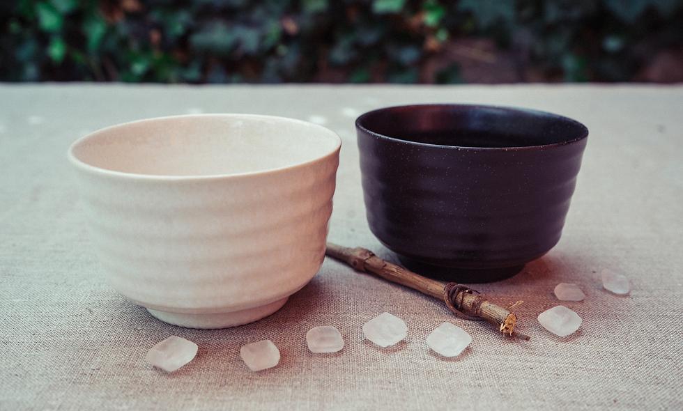 Matcha-Teeschale