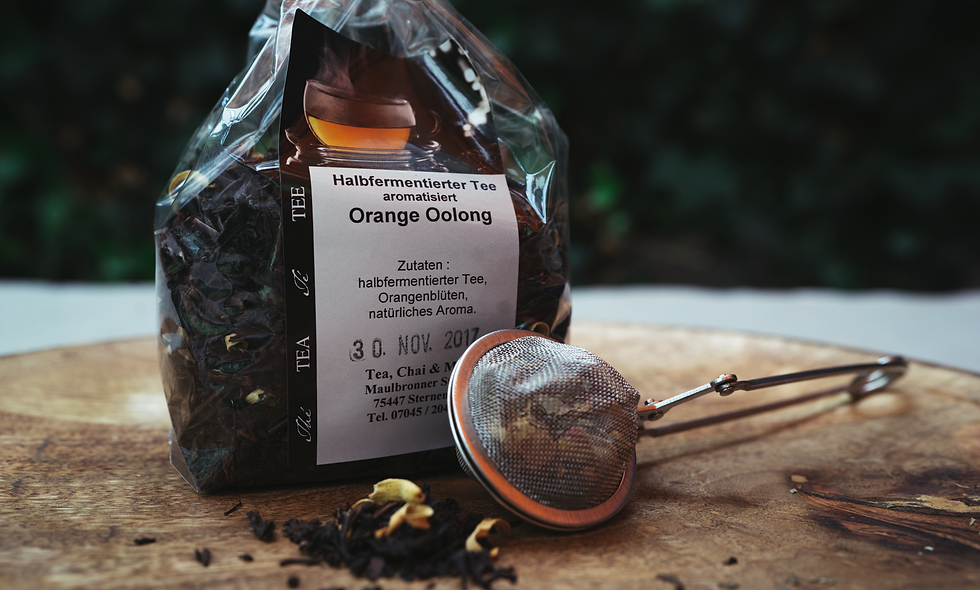 Orange-Oolong