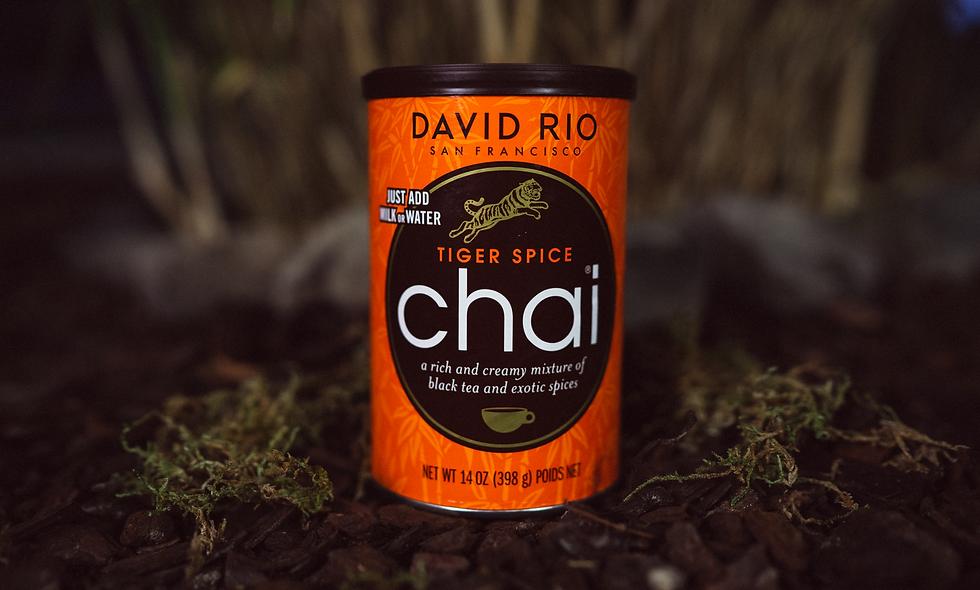 """David Rio Chai """"Tiger Spice Chai"""""""