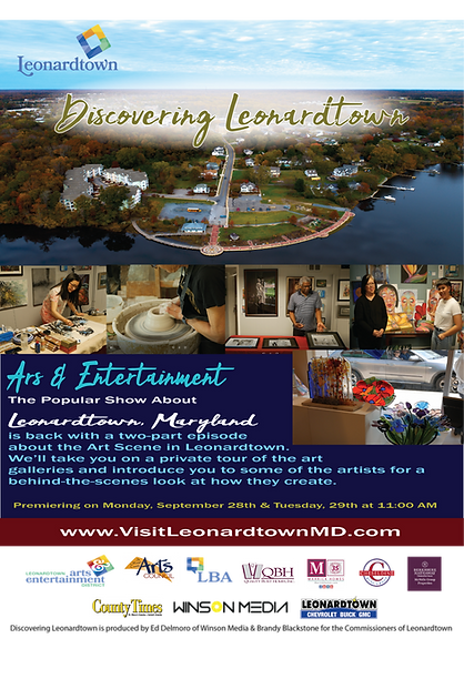 Discovering Leonardtown A&E Ad-9.22.20.p