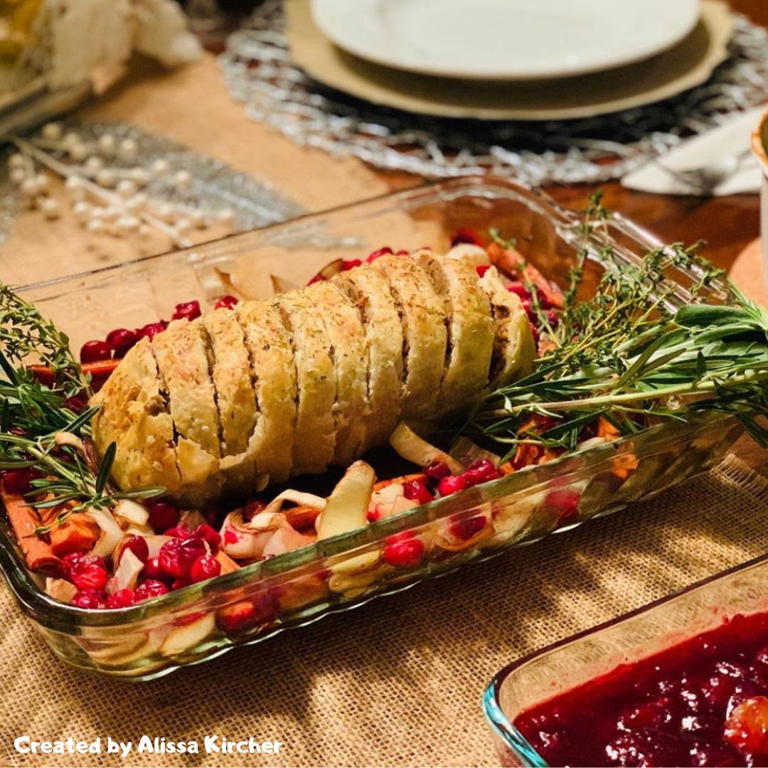 Vegan Holiday Roast