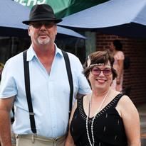 Leonardtown Jazz Era Block Party - July 9, 2021